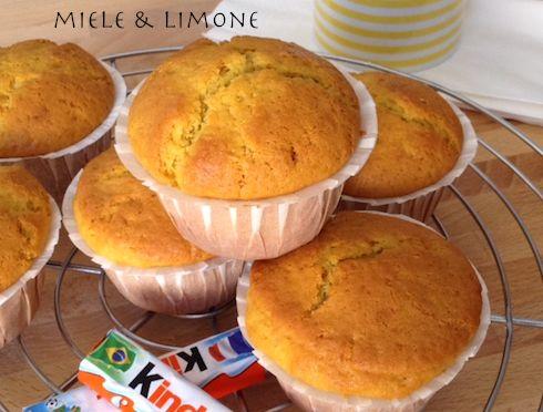 muffin al cioccolato kinder00