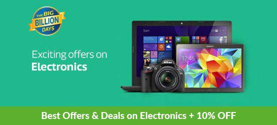 #flipkart #electronics -70 % OFF on Flipkart Electronics sale offers @ flipkart.com