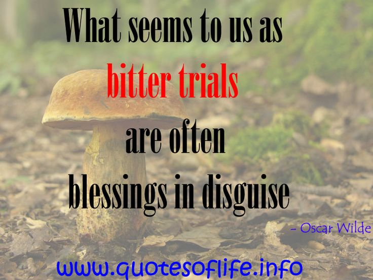 trials quotes inspirational | What-seems-to-us-as-bitter-trials-are-often-blessings-in-disguise ...