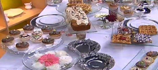CHhiwate Choumicha , goûter et gaufres pour les enfants   شهيوات شميشة ، اكلات خفيفة للاطفال