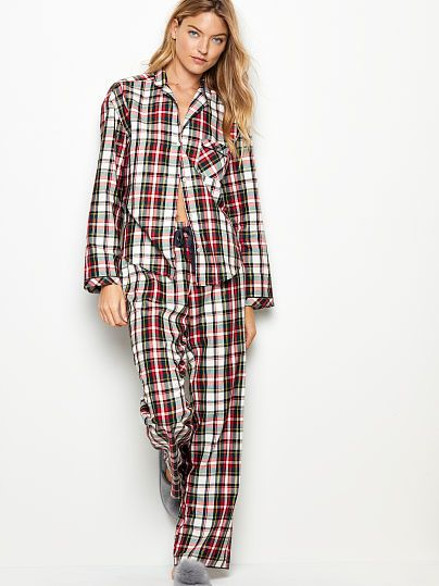 59632aea7f The Flannel PJ Set