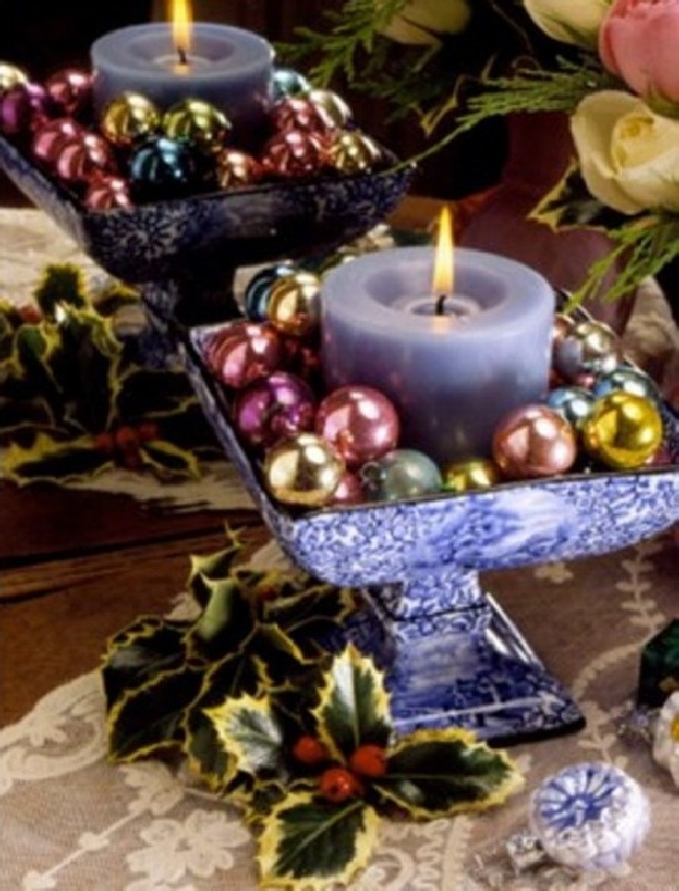 Best Decorating With Candles Images On Pinterest Candles - Beautiful flowers candles centerpieces romanticize table decoratio