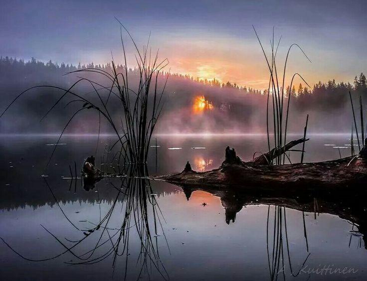 Sunset by Asko Kuittinen