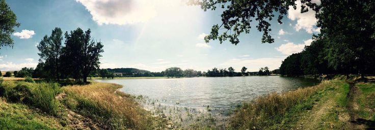 Czech Republic. South Bohemian ponds&lakes. Pure beauty. Sunshine&nature.