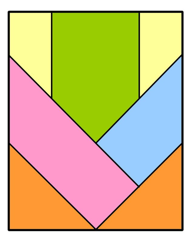 Tangram é um quebra-cabeça chinês de origem milenar formado por 7 peças (5 triângulos, 1 quadrado e 1 paralelogramo); . O Tangram tradic...