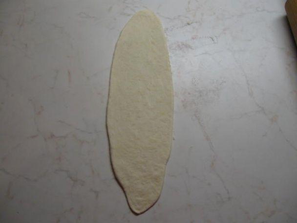 Pečivo z Chorvátska (fotorecept) - obrázok 2