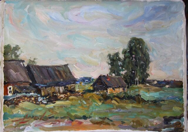 Oil on canvas 60/80 cm. 2006.
