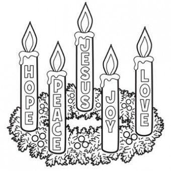 ... Advent Wreath Craft For Kid, Advent For Kid, Coloring Pages, Advent