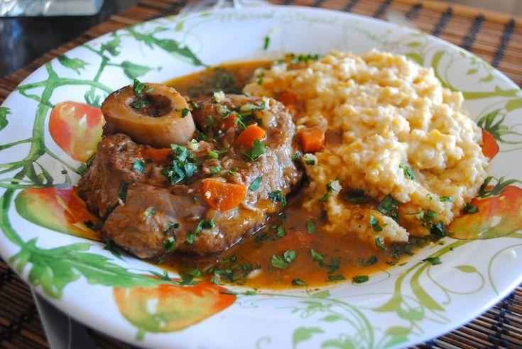 Невыразимая легкость кулинарного бытия...: Оссобуко
