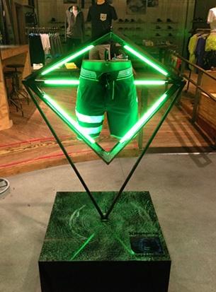 Hurley Fuse Boardshort Display