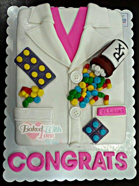 Cake Design Ulm : 17 Best ideas about Pharmacy Cake on Pinterest Layer ...