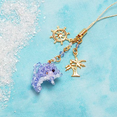 3D Beaded Dolphin PATTERN