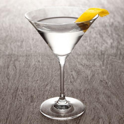 james bond's vesper martini: 3 measures of gordon's, 1 measure of vodka, half a measure of kina lillet, shake over ice & add thin slice of lemon peel