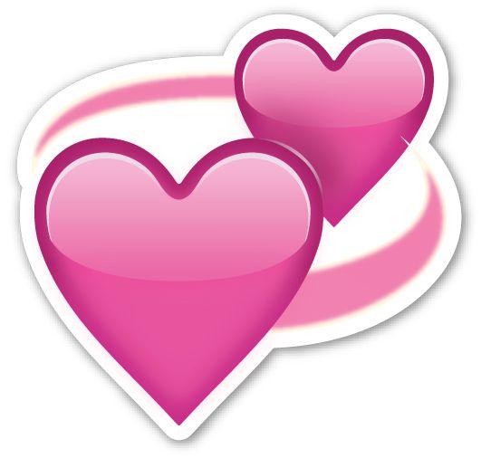 Iphone Emoji Heart Best 25+ Pink h...