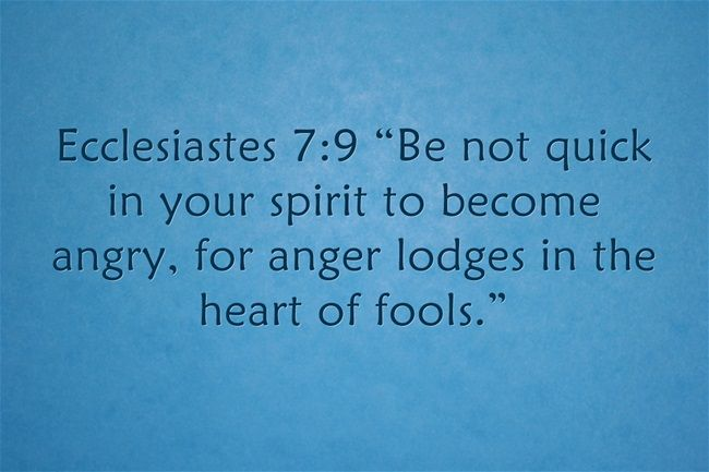 best bible quotes of all time | Top 7 Bible Verses Related to Anger
