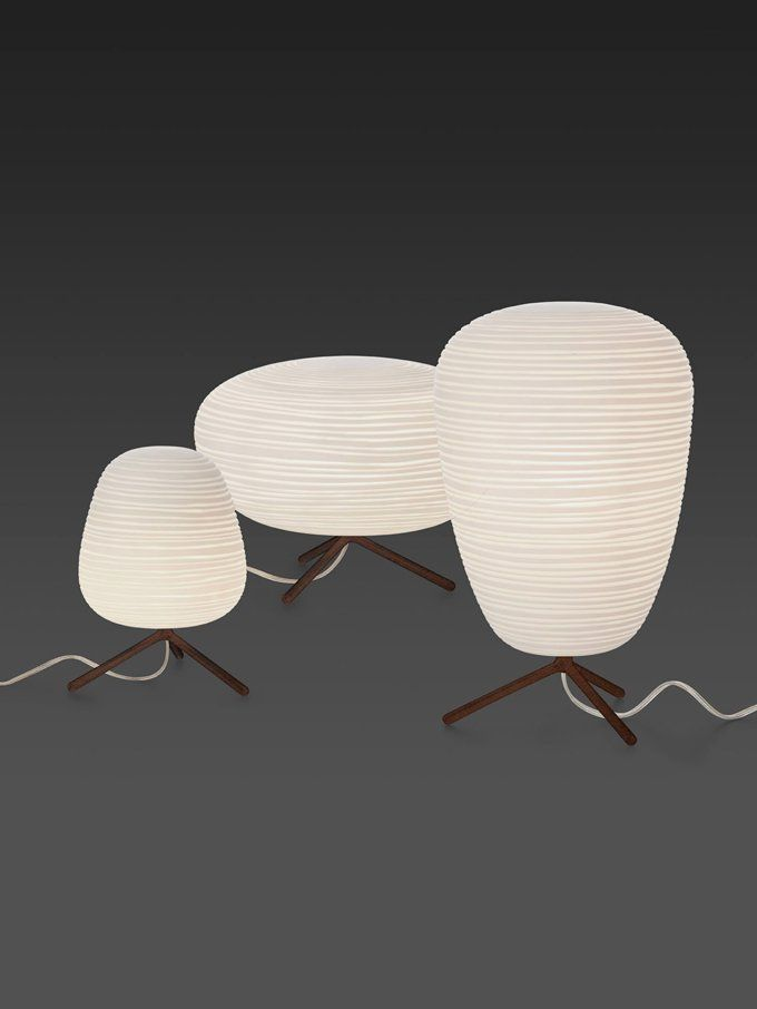 Simple Lamp Inspired by Japanese Rice Paper Lamps – Rituals | Home, Building, Furniture and Interior Design Ideas