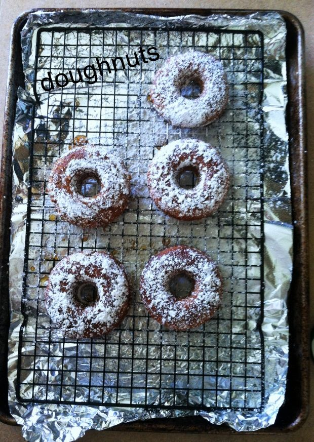 grain-free doughnuts- cant wait to try these!!!Doughnuts Adaptations ...