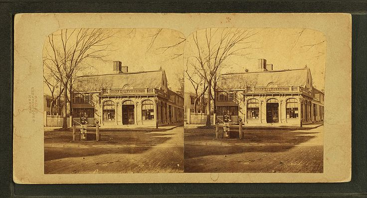 The Old Witch House, Salem Mass, circa 19th Century