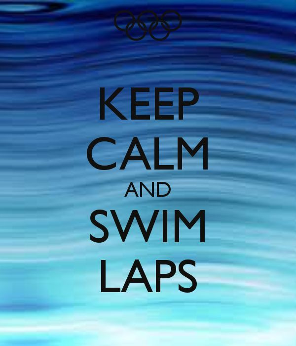 """the only """"keep calm"""" sign I'm willing to re-pin...Might as well say """"TO keep calm swim laps""""  Red Dust Active - Functional. Fun. Stylish - active accessories made for active liefstyles - www.reddustactive.com"""