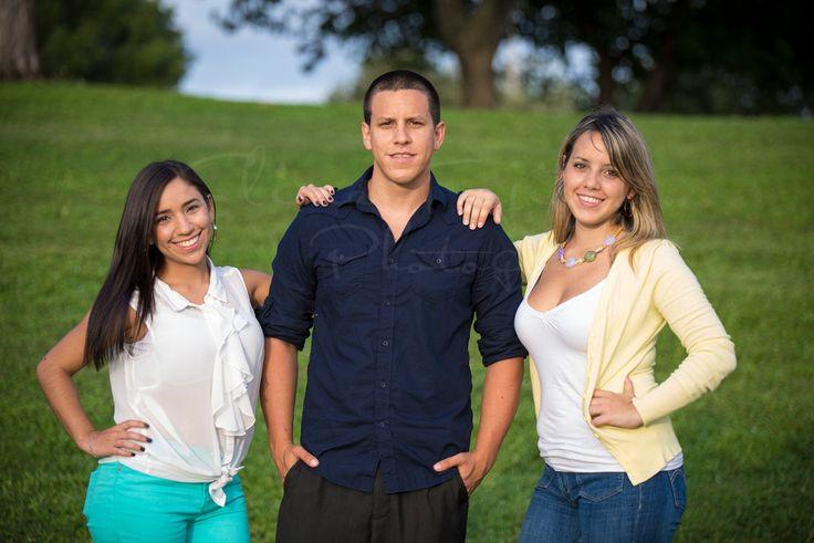 Siblings, Siblings Portrait ideas, Adult siblings.   © Elimar Trujillo Photography