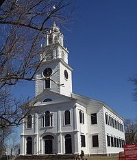 First church of #Roxbury      Roxbury, MA