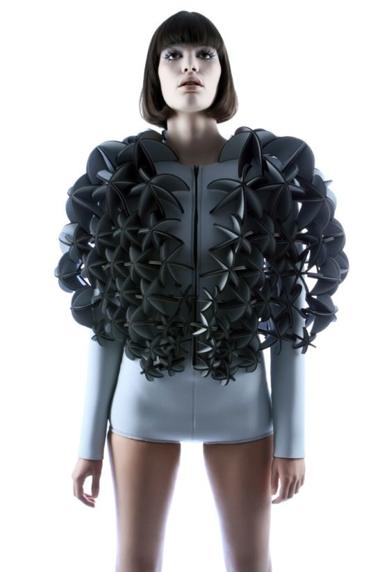 Post image for Alba Prat Lasercut Neoprene Collection