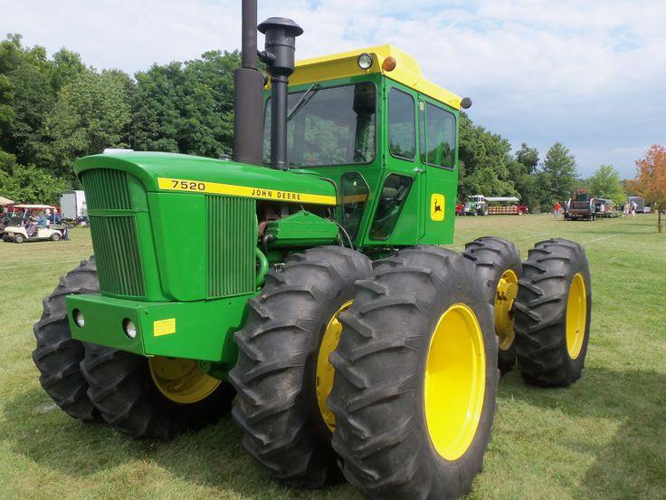 Antique Tractors 4 Wheel Drive : Best old john deere images on pinterest