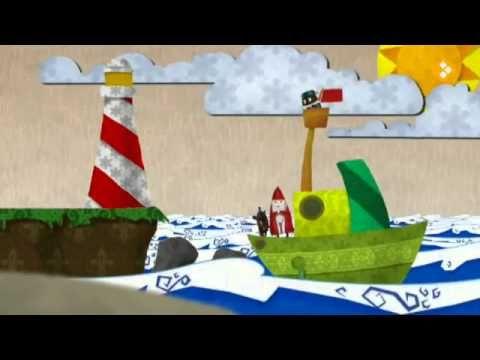 558 LIEDJE Sinterklaas deel 1 Koekeloere 20121114 mp4