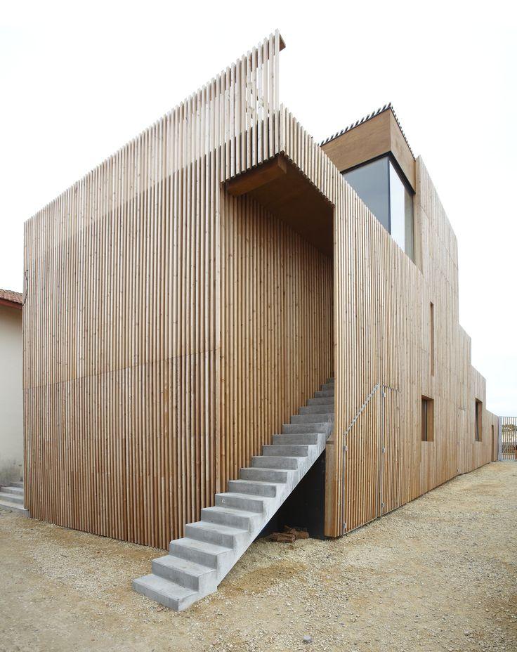 La Pibale | Atelier Ferret Architectures