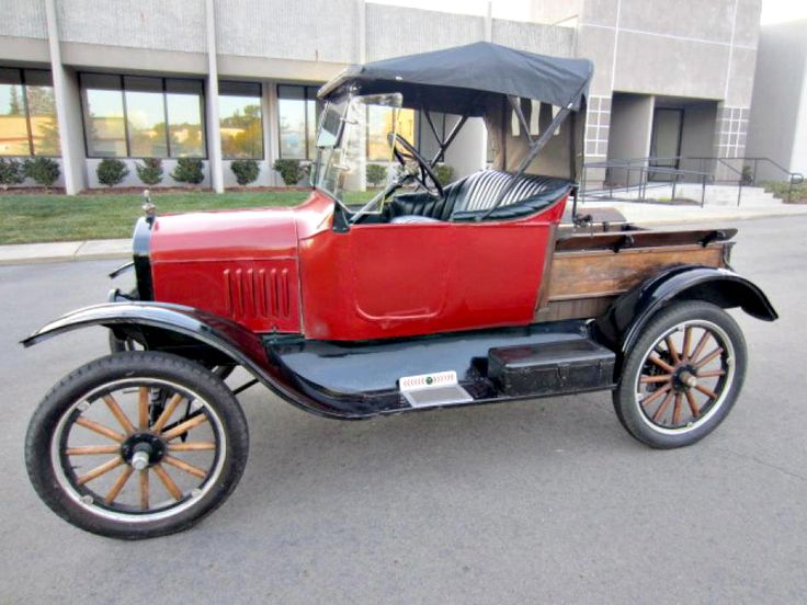 1920 Ford Model T Roadster Pickup Cars, Trucks, and