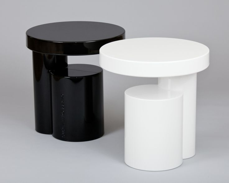 Piccolo Tables by Eero Aarnio www.modern.fi