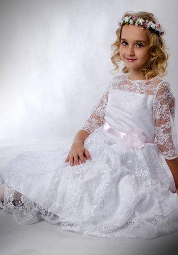 2119dc10a0 Sukienka komunijna Gabi - Suknie Venus