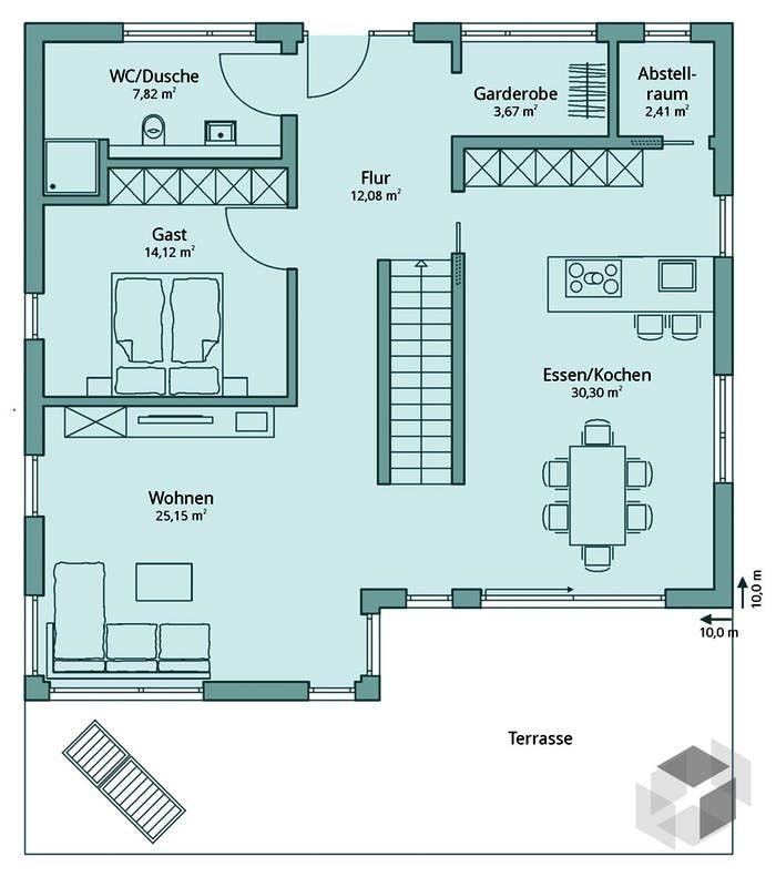 Die besten 25+ Haus bauen Ideen auf Pinterest Eigenheim bauen - küche selber planen