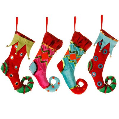 Whimsical Stocking 107