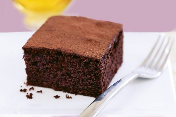 Try this Chocolate Olive Oil Cake and see how easy it is to replace butter or margarine with a healthy alternative like olive oil. Yummy!