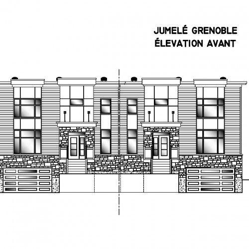 68 best plan maison images on Pinterest | House blueprints ...