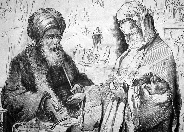 """Once upon a time Ottoman""  #artwork #fineart #draw #drawing #portrait #portraitart #portre #artdrawing #artofdrawing #charcoal #charcoalart #sketch #karakalem #sketchbook #ottoman #osmanlı #padişah"