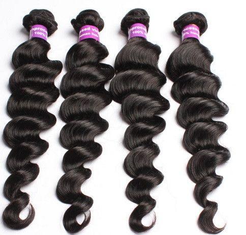 Brazilian Loose Wave Hair Weft - TheFvblane.com