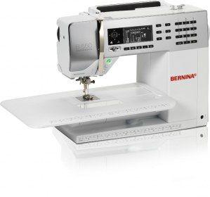 Macchina per cucire Bernina 550 QE - La specialista per creazioni quilt uniche.