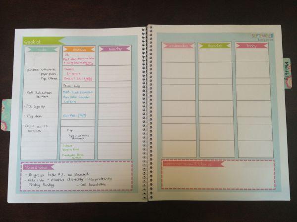 Lesson Planner! - Tina's Teaching Treasures