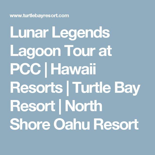 Lunar Legends Lagoon Tour at PCC | Hawaii Resorts | Turtle Bay Resort | North Shore Oahu Resort