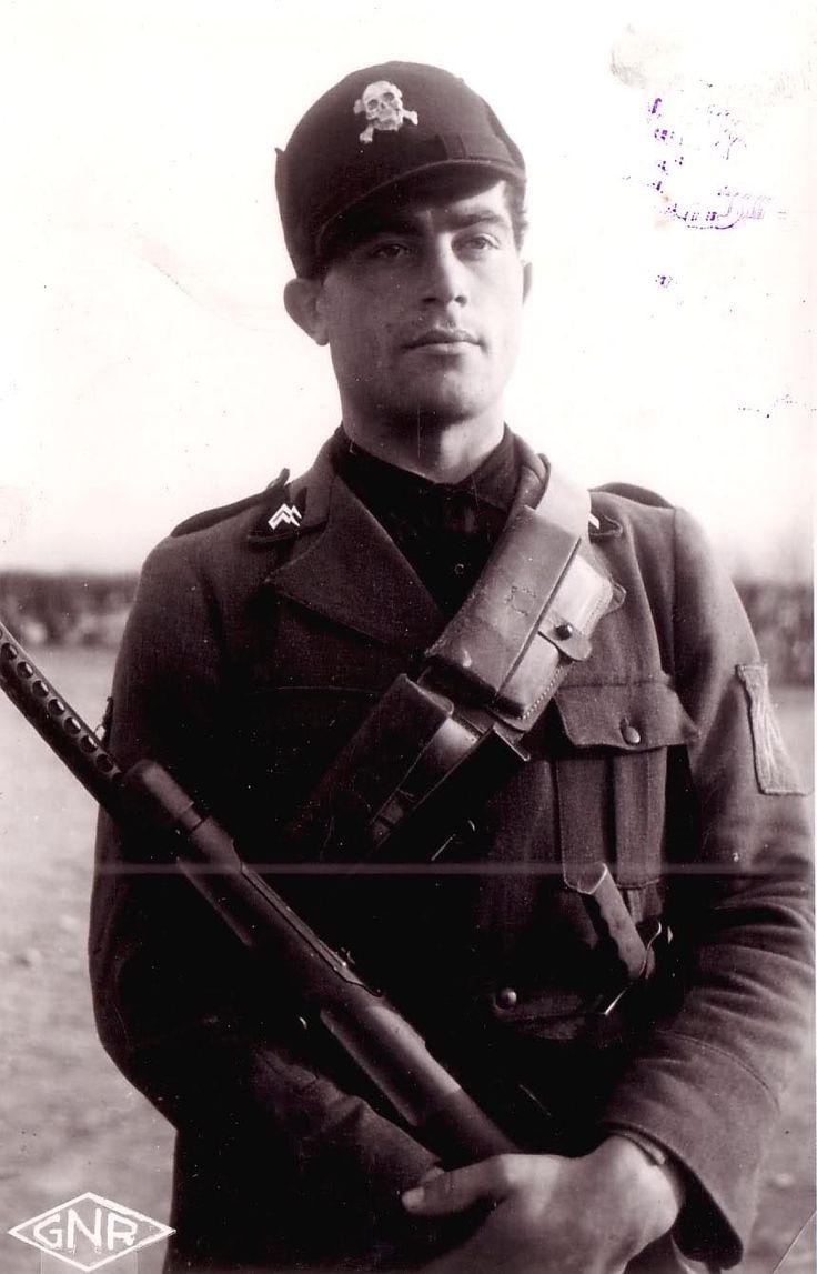 Guardia Nazionale Repubblicana - RSI