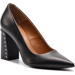 Asos Design –Mass – Grobe, flache Mary-Jane-Schuhe in Schwarz AsosAsos