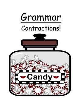 Each File Focuses on One Concept and Includes:* 6 delightful themes in full color with student directions included.* Over 50 PAGES of printable...: Grammar Skill, Game Contractions, Arts Lessons, Game Tpt, Tpt Language, Contractions Center, Teacher Ideas, Language Arts