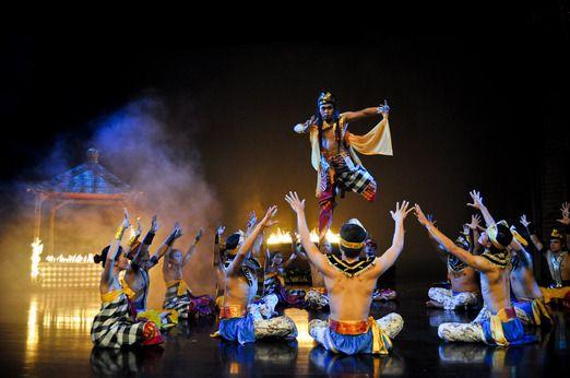 The rising performance art – Devdan Show | Jakarta Post Travel