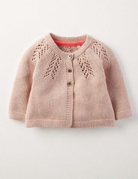 Cozy Baby Cardigan 71528 Knitted Cardigans at Boden