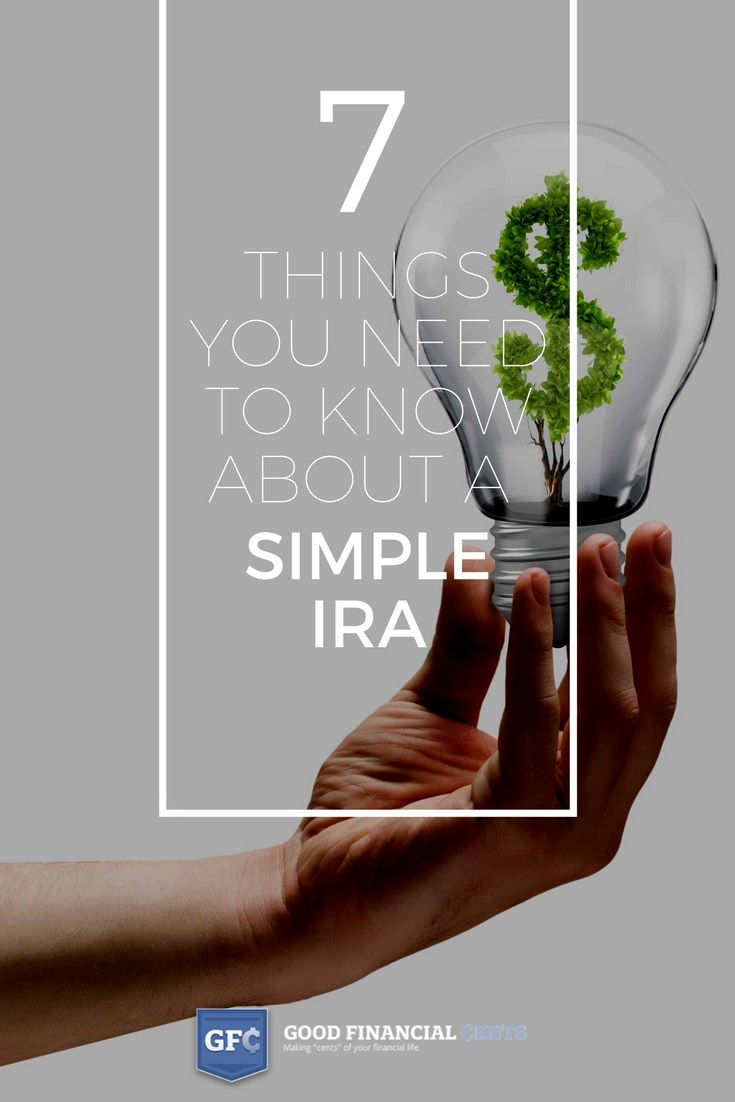 Most people have never heard of a SIMPLE IRA and are curious to know how it differs from a 401(k). A SIMPLE IRA stands for Savings Investment Match Plan for Employees. Getting started with a SIMPLE IRA: 7 Things You Should Know About the SIMPLE IRA. Setting Up a SIMPLE IRA and Maintaining Filing Requirements... Continue Reading-->
