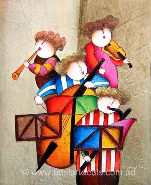 Kids Music Band,http://bestartdeals.com.au