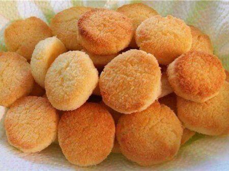 Печеньки на сковороде. Рецепт приготовления
