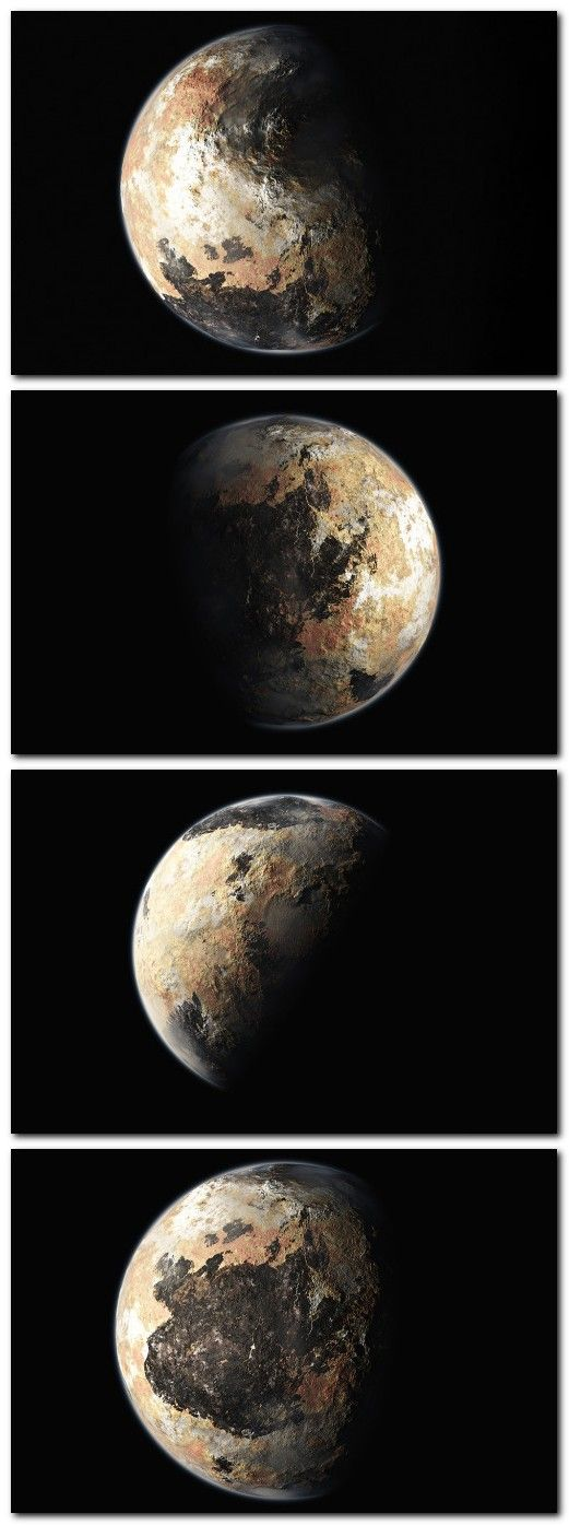 Pluto - The Pluto System - Solar System Exploration - NASA